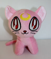 Sailor Moon: 8-inch Luna Cat Plush Pink