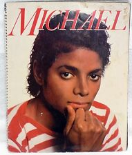 MICHAEL JACKSON FRIENDS AT PLAY CONCERT 1984 PHOTO BOOK