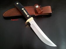 Schrade Old Timer Woodsman 165OT w/Sheath Hunting skinning outdoor knife