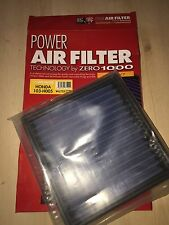 TOP FUEL SPORTS PANEL AIR FILTER HONDA CIVIC TYPE R EK9 VTI EK4 B16b B16a EK NEW