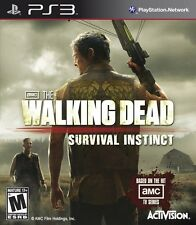 The Walking Dead: Survival Instinct - Playstation 3 Game