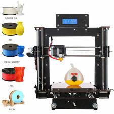 duty free! - 2017 Upgraded High Precision Reprap Prusa i3 CTC DIY 3d Printer