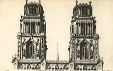 CPA 45 cathedrale d' ORLEANS  les tours