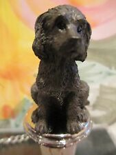 LABRADOODLE  ~ CHOCOLATE ~   WINE STOPPER