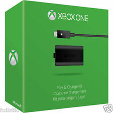 Xbox One Play & Charge Kit Wireless Controller Charger
