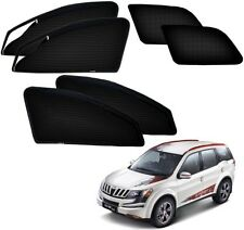 Zipper Magnetic Sun Shades Car Curtain For - Mahindra XUV 500 set of 6