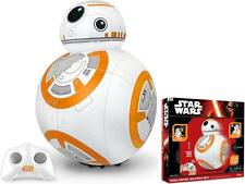 "DISNEY STAR WARS FORCE AWAKENS INFLATABLE BB-8 REMOTE CONTROL TOY 17"" OFFICIAL"