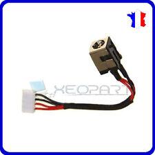 Connecteur alimentation ASUS   K 501  Cable Socket Dc power jack conector
