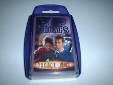 Doctor Who  Top Trumps trading card set 2