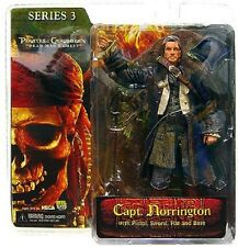 NECA - Pirates Of The Caribbean Dead Man's Chest Series 3  Capt. Norrington NEW!