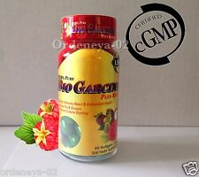 Bio Garcinia Plus Ketone 100% Pure 60 Softgels Weigth Loss,Garcinia Gambodia.