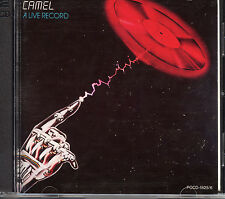 Camel - Live Record 1978 (2 CD's Polydor POCD 1825/1826  Made in Japan)