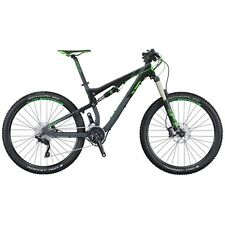 Scott Genius 940 Full suspension mountain bike bicycle MD Grey 2016 new