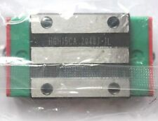 HIWIN HGH15CA Carriage Block for Linear Guide Rail HGR15 CNC Engraving Router