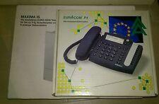Ackermann Euracom 182 Euro ISDN Telekommunikationsanlage  P4 Telefon OVP