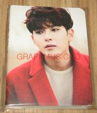 RYEOWOOK The Little Prince SMTOWN COEX Artium SUM OFFICIAL GOODS 3 MINI NOTE SET