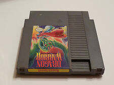 +++ DRAGON WARRIOR 1 Nintendo NES Game Cart! +++