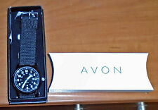 AVON - BLACK MILITARY STYLE WATCH