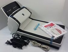 Fujitsu fi-6230 ADF-Flatbed Pass-Through Duplex Color Scanner, Manual-Setup DVD