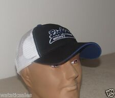 Tampa Bay Lightning Hockey Reebok NHL Mesh Baseball Hat One Size Fits All