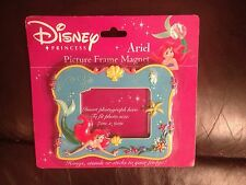Disney princess Ariel little mermaid picture frame magnet brand new sealed rare