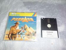 Jeu Amstrad CPC 6128 - PHARAON - Loriciels