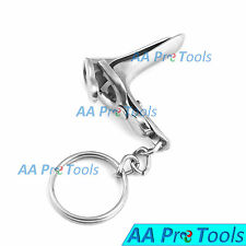 AA Pro: Key Chain Speculum Promo Key Ring Surgical Medical Instruments Stainless