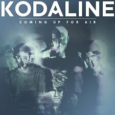 Coming Up For Air - Kodaline (CD, 2015, RCA)