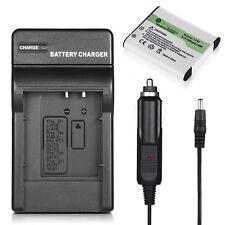 D-LI92 Battery +Charger For Pentax Optio RZ10 RZ18 WG-1 WG-2 WG-3 WG-4 WG-10 X70