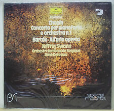 Jeffrey Swann CHOPIN Piano Concerto No.1 BARTOK - DG 2535 376 SEALED