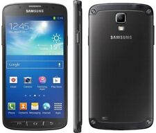 "UNLOCKED AT&T Gray Samsung Galaxy S4 i537 Active 16GB 4G LTE 5"" 8MP Android Used"