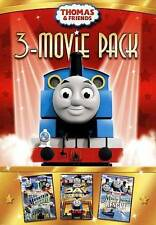 Thomas  Friends: 3-Movie Pack Blue Mountain Mystery/Day of the Diesels/Misty DVD