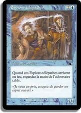 MTG Magic UDS FOIL - Telepathic Spies/Espions télépathes, French/VF