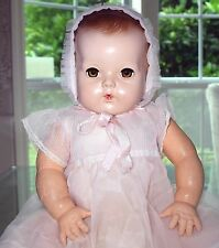 EFFANBEE DY DEE BABY  21 INCH VINTAGE COLLECTIBLE DOLL VGC