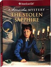 The Stolen Sapphire: A Samantha Mystery American Girl American Girl Beforever