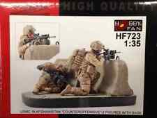 "USMC In Afghanistan ""Counter Offensive"" (2-figures + Base) Hobby Fan - HFV723"