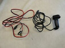 TRAC ELECTRIC WINCH REMOTE CONTROL WITH CABLES MARINE BOAT
