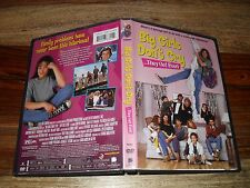 Big Girls Dont Cry...They Get Even (DVD, 2005) RARE