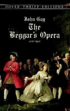 The Beggar's Opera Dover Thrift Editions