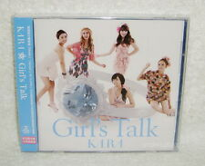 J-POP KARA Girl's Talk 2010 Taiwan Ltd CD+28P Photobook