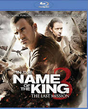 PURCELL,DOMINIC-IN THE NAME OF THE KING 3:LAST MISSIO  Blu-Ray NEW
