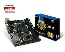 MSI Orginal AMD AM1 Socket Athlon Sempron APU Mini-ITX Motherboard AM1I