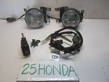 1998-2002 Honda Accord Coupe Factory Fog Lights OEM JDM Ultra Rare