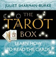 Book in a Box: The Tarot Box : Learn How to Read the Cards by Juliet...