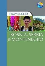 Bosnia, Serbia and Montenegro (Travellers),Peter Jon Cresswell, Tim Clancy,New B