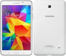 "Samsung Galaxy Tab 4 SM-T337A 16GB 8"" GSM Unlocked Tablet-White-Good"