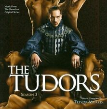 SOUNDTRACK-TUDORS: SEASON 3 (SCORE) / TV O.S.T.  CD NEW