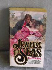 JEWEL OF THE SEAS  Ellen Argo HIGH SEAS ROMANCE Paperback