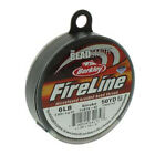 FireLine Beading Thread 4lb 6lb 8lb Crystal or Smoke