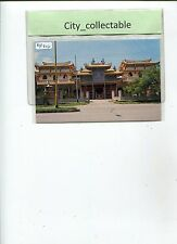MP302 # MALAYSIA MINT PICTURE POST CARD G.W 397 * TAI PEE SIM MONASTERY IPOH